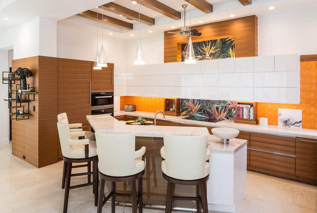 Modern Kitchen, Sarasota Florida