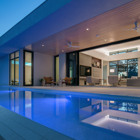 Waterfront Modern, Bird Key