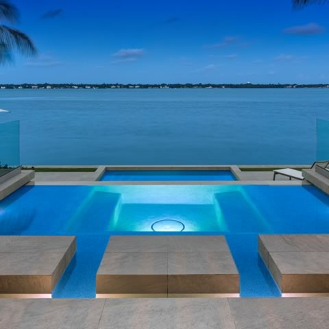 Contemporary Waterfront, Sarasota