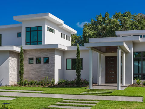 West of Trail Modern, North Drive, Sarasota