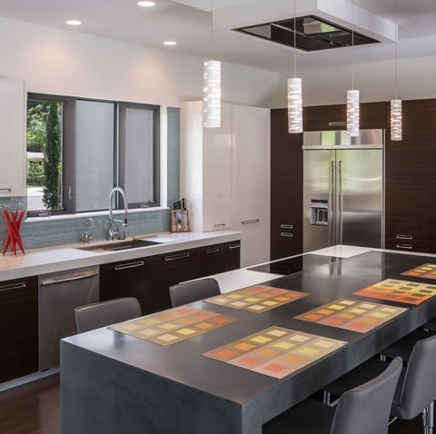 West of trail modern north drive sarasota contemporary home design
