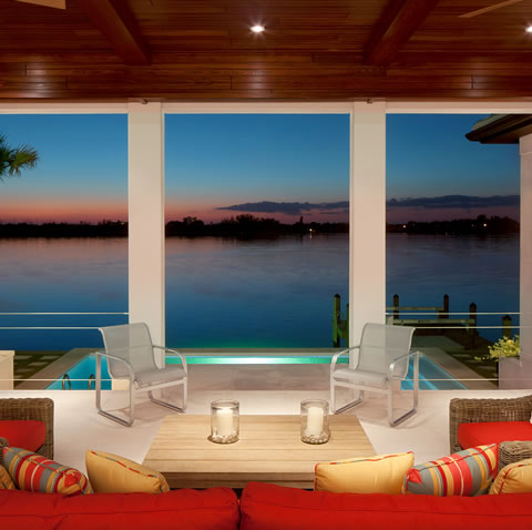 Waterview Living Room