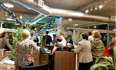 Sarasota Modern Architecture Event Hosted By Murray Homes Draws Influential Architects to Remodeled Victor Lundy Building