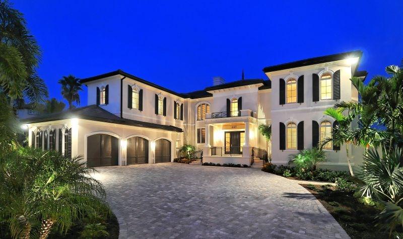 Luxury Spec Homes By Sarasota Waterfront Builder Murray Homes - Custom luxury home builder