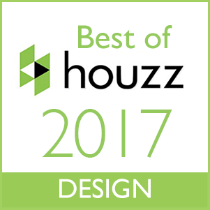 voted best of houzz design 2017
