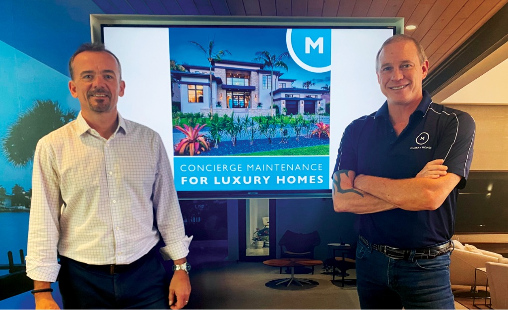 Murray Homes Launches Concierge Maintenance Program For Luxury Homes in Sarasota