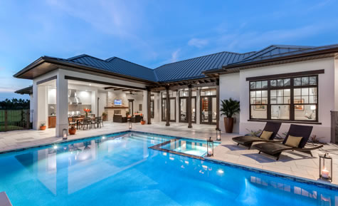 outdoor living design murray homes