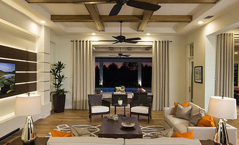 The Intrepid - award winning home lakewood ranch Florida