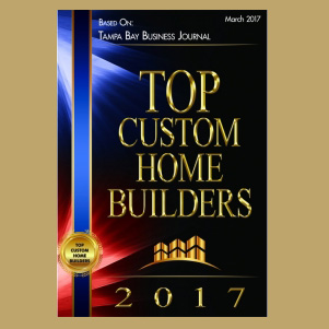 2017 Top Builder Tampa Bay
